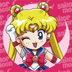 Princess Serenity, Sailor Moon Crystal, Magical Girl, Chibi, Fictional Characters, Drawings, Girls, King, Sailor Moon Manga