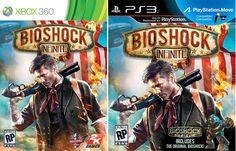 Bioshock Infinite Discount!  #Deal #Discount #Sale #Promotion #PS3 #Xbox360 Price Drop Slash Cut Low