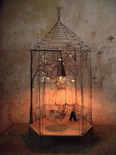 boat lamp pascale palun handmade pinterest boating wire art and craft. Black Bedroom Furniture Sets. Home Design Ideas
