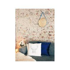 Loop - Vægur i træ med blåt bånd. Design, Home Decor, Interior Design, Design Comics, Home Interior Design, Home Decoration, Decoration Home, Interior Decorating