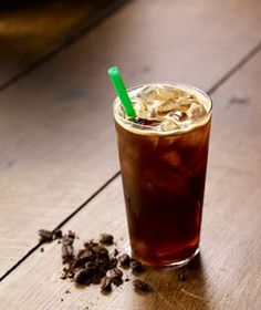 Iced Cafe Americano. Simple. Perfect.