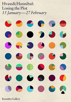 Colour pies... project inspiration