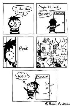 Some fandoms