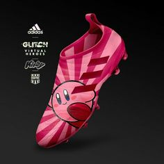 Spectacular adidas Glitch Virtual Heroes Kirby