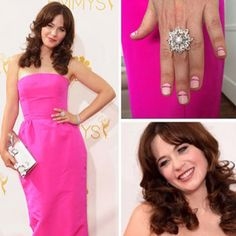 The Big Nail-Art Trend at the 2014 Emmy Awards