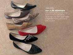 J.Jill skimmers | www.jjill.com