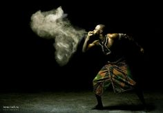 Africa smoke..