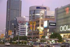 Sannomiya, Kobe, Japan
