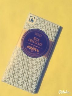 Milk chocolate M&S
