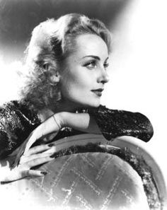 I think she is wearing that brooch...Carole Lombard Original Negatives (24) : Lot 749