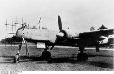 Heinkel He 219 als Nachtjäger.