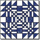 """Nebraska quilt block tutorial 21"""""""
