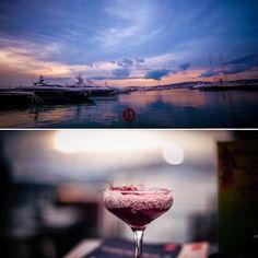 Ποιός είπε πως τα cocktails είναι μόνο για το βράδυ; Aπολαύστε μεσημεριανά cocktails δίπλα στην όμορφη θέα μας .  Mοναδικές απολαύσεις σε έναν χώρο υψηλής αισθητικής! 210 98 22 220 Σας περιμένουμε!!!