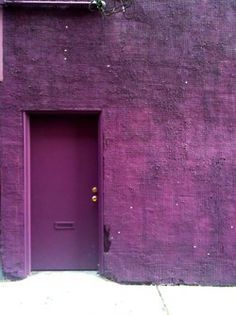 Purple | Porpora | Pourpre | Morado | Lilla | 紫 | Roxo | Colour | Texture | Pattern | Style | Form | door