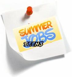 summer job teens