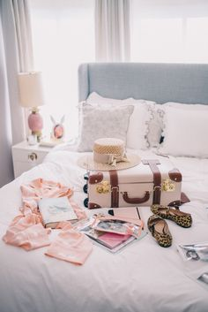 Packing tips! Gal Meets Glam - A San Francisco Based Style and Beauty Blog by Julia Engel