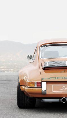 Singer Porsche 911 resto-mod