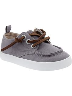 Old Navy | Canvas Sneakers for Baby