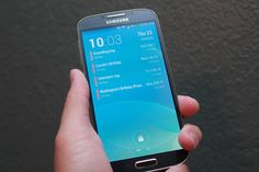 Display your agenda on Android lock screens with Neat Calendar via @CNET