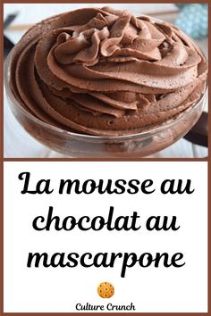 Thermomix Desserts, Köstliche Desserts, Delicious Desserts, Dessert Recipes, Desserts With Biscuits, Mousse Dessert, Easy Cupcake Recipes, Food Cakes, Sweet Recipes