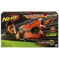 """NERF Vortex Diatron Blaster - Hasbro - Toys """"R"""" Us"""