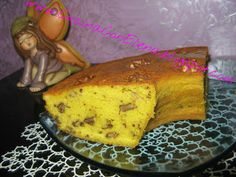 Torta rustica gorgorzola & noci