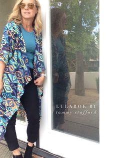 Give me ALL the LulaRoe Shirley kimonos and LulaRoe Gigi fitted tees!