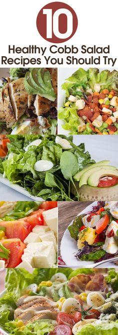 Top 10 Healthy Cobb Salad Recipes You Should Try