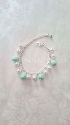 Mint bracelet white pearl bracelet statement bracelets for women simple bracelet birthday gifts for women wedding jewelry silver bracelet Statement Bracelets, Simple Bracelets, Statement Jewelry, Beaded Bracelets, Leaf Earrings, Boho Earrings, Mint Jewelry, Silver Wedding Jewelry, Pearl Bracelet