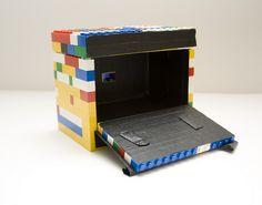 My LEGO pinhole camera by Ruth Tsang, via Flickr