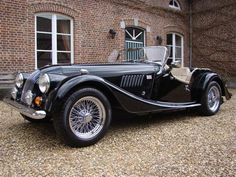 1990 Morgan Plus 4