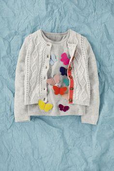 A Sneak Peek at Mini Boden's Adorable Fall 2012 Collection
