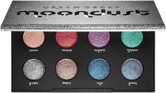 Urban Decay Moondust Palette, new for fall 2016, available now