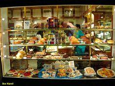 Zurich Pastry shop