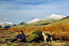 In Norwegen hat jeder Mensch – Besucher eingeschlossen – das Recht, sich in der Natur und in den Nationalparks frei zu bewegen. Das schließt sogar das Übernachten in der freien Natur mit ein.