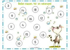 Awesome Kleuter Werkbladen that you must know, You're in good company if you're looking for Kleuter Werkbladen Good Company, Pre School, Speech Therapy, Math Activities, Fun Learning, Worksheets, Kindergarten, Classroom, Teaching