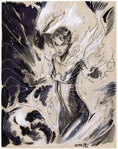 Rachel Summers by Peter Nguyen *