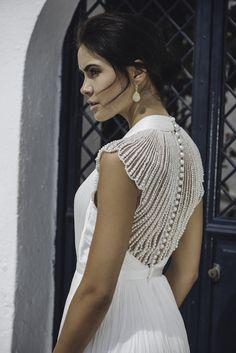 Goddess-Worthy Style: You'll Love the New Catherine Deane Wedding Dresses | OneFabDay.com Ireland