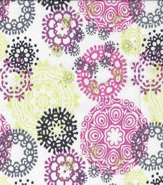 Keepsake Calico Cotton Fabric- Espana Orchid