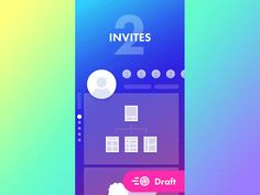"""via Muzli design inspiration. """"UI Interactions of the week is published by Muzli in Muzli - Design Inspiration. Best Ui Design, App Ui Design, User Interface Design, Web Design, Conception D'interface, Ui Design Mobile, Motion App, Card Ui, Ui Design Inspiration"""