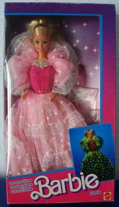 Meine allererste Barbie!! <3