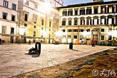 Ghosts   Basilica di San Lorenzo   Florence Fine by LJAPhotography, $30.00  Long exposure night photography