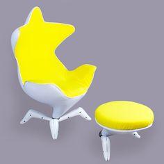 "Chair ""LADY G""/ Designer Alexandr Shvets."