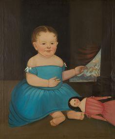 Worcester Art Museum - American Folk Art, Lovingly Collected