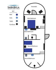 Zambezi Lodge Accommodation | Double, Twin & Family Rooms
