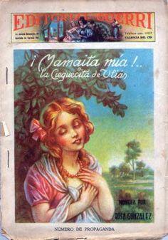 ¡Mamaita mía! la cieguita de Ulián | La historia sentimental