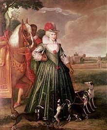 17 May 1590 - Anne of Denmark is crowned Queen of Scotland.