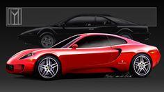 cool #HDWallpaper Red Ferrari Supercar See more HD Wallpapers @  http://www.imdelerious.com/red-ferrari-supercar/