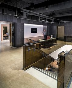 Uber's new office in San Francisco