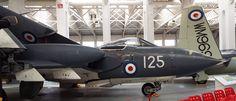 De Havilland Sea Vixen FAW2 1959 Imperial War Museum Duxford
